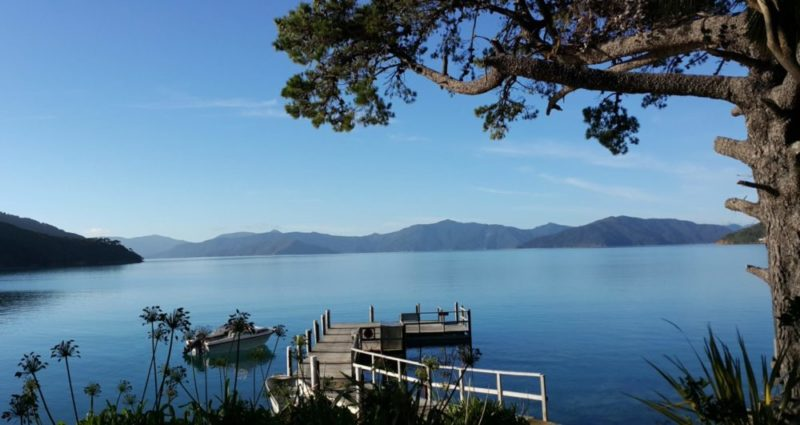 Close to Picton gateway to Marlborough Sounds